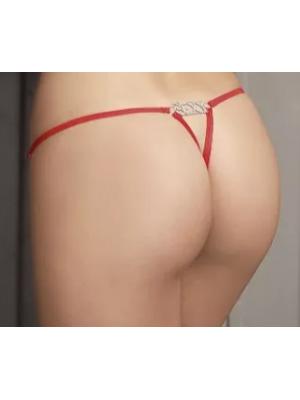 Tanga de strass SEXY